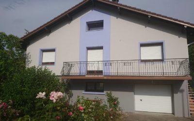 Nos solutions pour vos travaux d'isolation thermique extérieure à La Bresse